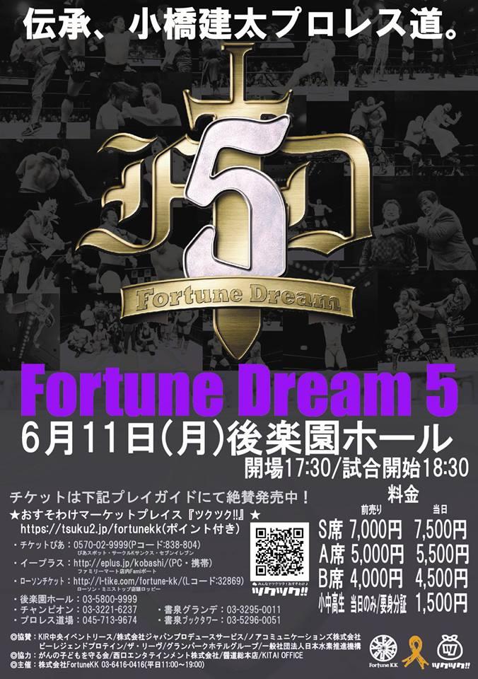 Fortune Dream5